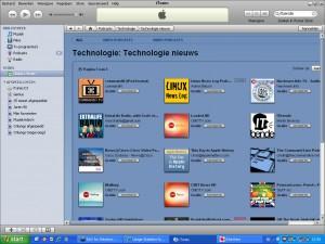 iTunes Technolgie nieuws